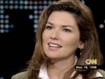 Shania on Larry King Live!