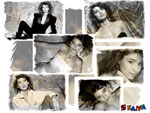 Early Shania Images