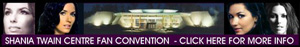 Click to let the Shania centre know what you want to have at the Convention!