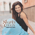 Click to Order Shania's Greatest Hits CD!